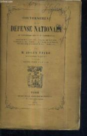 Gouvernement De La Defense Nationale Du 31 Octobre 1870 Au 28 Janvier 1871 - Deuxieme Partie. - Couverture - Format classique