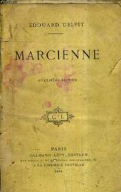 Marcienne / 4e Edition. - Couverture - Format classique