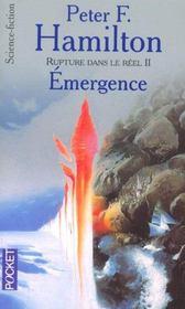 Rupture dans le reel - tome 2 emergence - Intérieur - Format classique