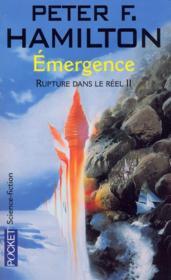 Rupture dans le reel - tome 2 emergence - Couverture - Format classique