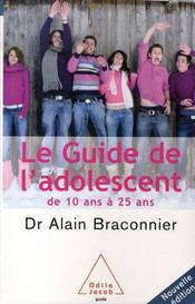Le guide de l'adolescent de 10 à 25 ans - Intérieur - Format classique