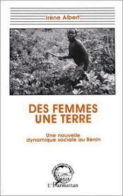 Des femmes une terre ; une nouvelle dynamique sociale au Bénin - Intérieur - Format classique