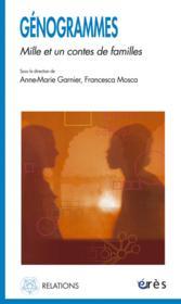 Génogrammes ; mille et un contes de familles - Couverture - Format classique