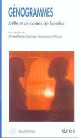 Génogrammes ; mille et un contes de familles - Intérieur - Format classique