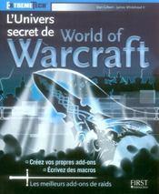 Secrets de world of warcraft - Intérieur - Format classique