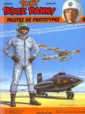 Tout buck danny t.8 ; pilotes de prototypes - Intérieur - Format classique