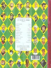 L'énigmatique mr barelli - 4ème de couverture - Format classique