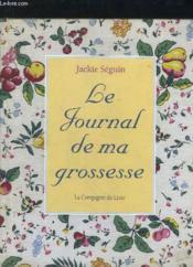Le Journal De Ma Grossesse - Couverture - Format classique