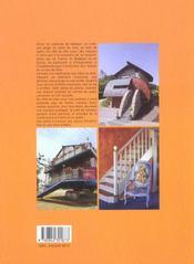 Du côté de chez vous ! des maisons à vivre - 4ème de couverture - Format classique