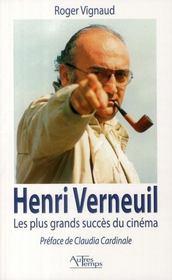 Henri Verneuil ; de l'immigré au grand conteur du cinéma populaire - Intérieur - Format classique