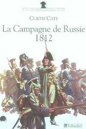 La campagne de russie, 1812 - Intérieur - Format classique