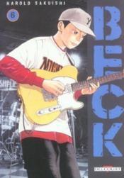 Beck t.6 - Couverture - Format classique