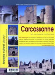 Carcassonne - 4ème de couverture - Format classique