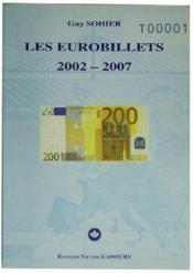 Les eurobillets 2002-2007 - Couverture - Format classique