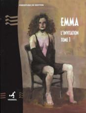 Emma t.1 ; l'invitation - Couverture - Format classique