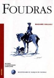 Madame Hallali - Couverture - Format classique