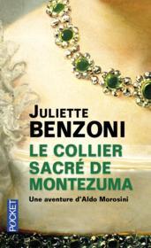 Le collier sacré de Montezuma - Couverture - Format classique