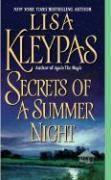 Secrets of a summer night - Couverture - Format classique