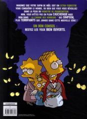 Les Simpson - la cabane des horreurs T.1 ; fais-moi peur ! - 4ème de couverture - Format classique