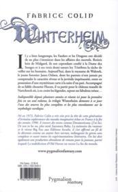 Winterheim - 4ème de couverture - Format classique