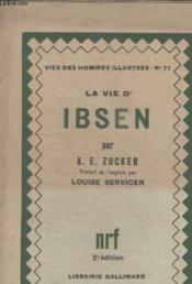 Collection Vies Des Hommes Illustres N° 71. La Vie Disben. - Couverture - Format classique