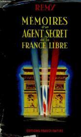 Memoires D'Un Agent Secret De La France Libre. Tome 3 : Novembre 1943 - Aout 1944. - Couverture - Format classique