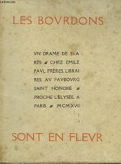 Les Bourdons Sont En Fleur - Couverture - Format classique