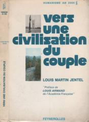 Vers une civilisation du couple - Couverture - Format classique