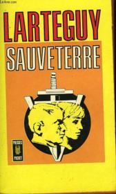 Sauveterre - Couverture - Format classique