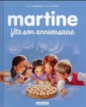 Martine T.1 ; Martine fête son anniversaire - Couverture - Format classique