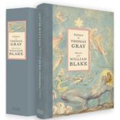 Poèmes de Thomas Gray illustrés par William Blake - Couverture - Format classique