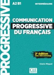 Communication progressive intermediaire + cd nc - Couverture - Format classique