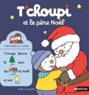 T'choupi ; et le père Noël - Couverture - Format classique