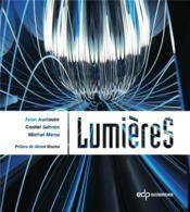 Lumières - Couverture - Format classique