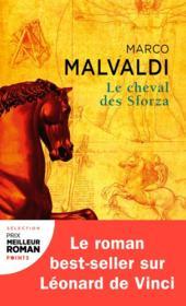 Le cheval des Sforza - Couverture - Format classique