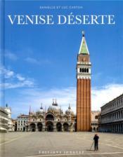Venise déserte (édition 2020) - Couverture - Format classique