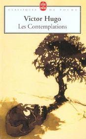 Les contemplations - Intérieur - Format classique