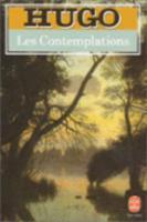 Les contemplations - Couverture - Format classique