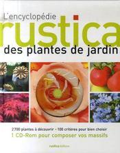 La grande encyclopédie des plantations - Intérieur - Format classique