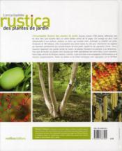 La grande encyclopédie des plantations - 4ème de couverture - Format classique