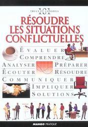 Resoudre Les Situations Conflictuelles - Intérieur - Format classique