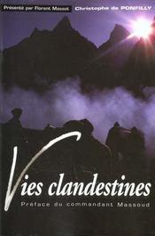 Vies clandestines - Intérieur - Format classique