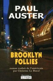 Brooklyn follies - Couverture - Format classique