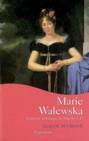 Marie Walewska - Couverture - Format classique