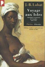 Voyage aux isles - Intérieur - Format classique