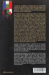 La baraka - 4ème de couverture - Format classique