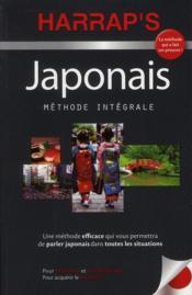 Japonais ; méthode intégrale ; pour débutants et faux débutants - Couverture - Format classique