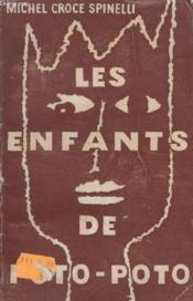Les Enfants De Poto Poto. - Couverture - Format classique