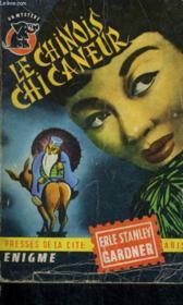 Le Chinois Chicaneur - Couverture - Format classique