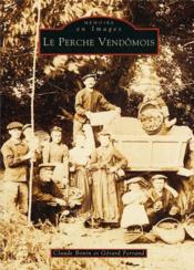 Le Perche vendômois - Couverture - Format classique